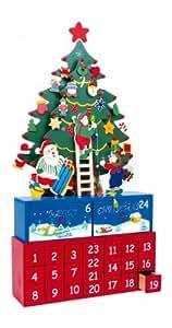 """Legler - Calendario dell'Avvento """"Abete"""""""