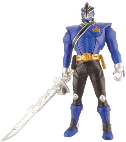 Power Rangers Samurai 31522 - Blauer Morph (Masken Power Ranger)