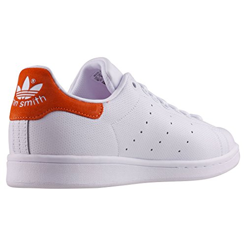 Adidas pour homme Stan Smith White Orange
