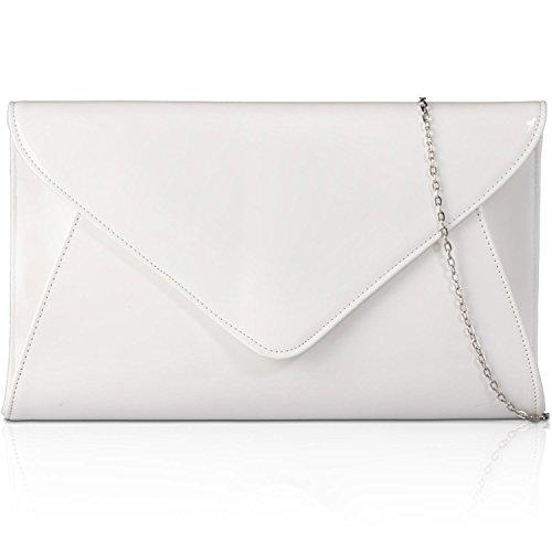 White Clutch Bags Amazon.co.uk