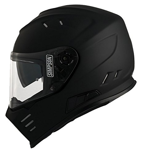 Casco V1091E05MS-XL Venom 62 de Simpson