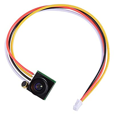 XCSOURCE 600TVL DC 5V 1.8mm Wide Angle Lens Mini Micro FPV Camera for Mini Quadcopter QAV250 Racing Drone RC404