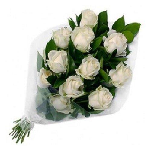 Fresh Flower Bouquet (Bunch Of 10 Roses) - FFBU0008SW