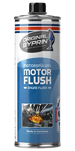 SYPRIN Original Motorspülung Motorreiniger System Reiniger für Benzin und Diesel Motoren I Motor...