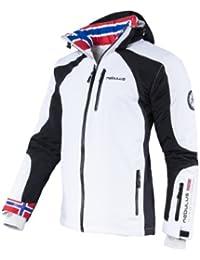 Nebulus Men's High End Platinum Davos Ski/Snowboard/Winter Jacket