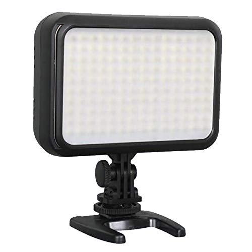 Easy Go Shopping YN-1410 140-LED-Videolicht kompatibler Canon Nikon SLR-Camcorder Kamerazubehör