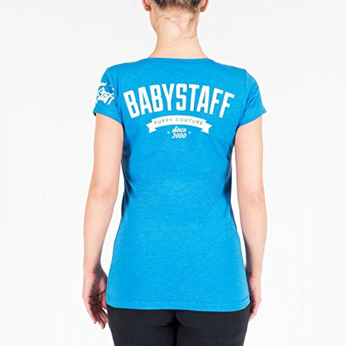 Babystaff Maglia Sportiva - Donna Blau