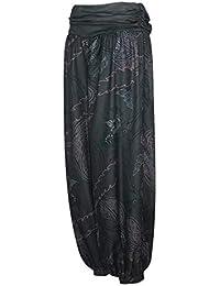 62fc1ef3138e bobo4818 Festliche Hosen Damen Oversize Casual Pint Harem Pants Lose Hosen  Elegant Hosenrock