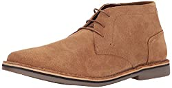 Steve Madden Mens Hacksaw Chukka Boot, Tan Suede, 9 US/US Size Conversion M US