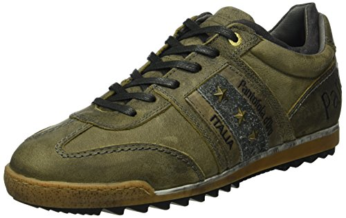 Pantofola d'Oro 10163006, Scarpe da Ginnastica Basse Uomo, Grigio (.6Xw), 41 EU