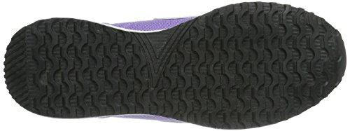 KangaROOS  Salma, Baskets pour femme Violet - Violett (viola 680)