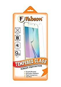 FABSON Tempered Glass for Lenovo A6000 Tempered Glass Screen Guard