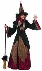 Idea Regalo - Costume Da Strega - Travestimento Per Donna - In Tre Pezzi - Per Halloween O Altri Eventi In Maschera - M