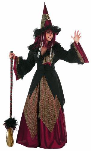 Elbenwald Damen-Faschungskostüm Mascarada Größe -