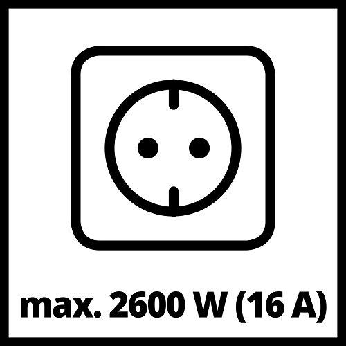 Einhell Nass Trockensauger TC-VC 1930 SA (1500 W, 190 mbar, 30 l, Edelstahlbehälter, 2,5 m Saugschlauch, Geräte-Steckdose, umfangreiches Zubehör) - 15