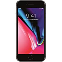 Apple iPhone 8 64GB Space Grey (Renewed)