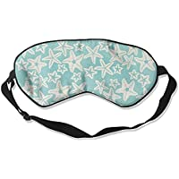 Cute Starfish Sleep Eyes Masks - Comfortable Sleeping Mask Eye Cover For Travelling Night Noon Nap Mediation Yoga preisvergleich bei billige-tabletten.eu