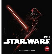 Star Wars 2017. Postkartenkalender