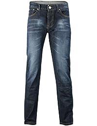 Generic - Jeans - Homme bleu noir foncé Taille unique
