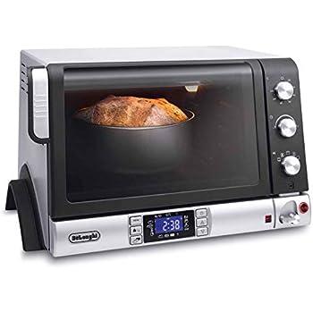 De Longhi Pan Gourmet Eob20712 Electric Oven With Bread