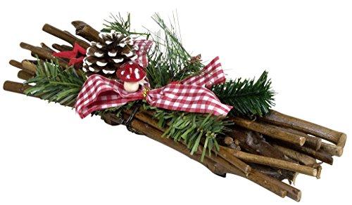 Preisvergleich Produktbild 3Stück–Material Holz-Adventskalender 30cm–Qualität coolminiprix®