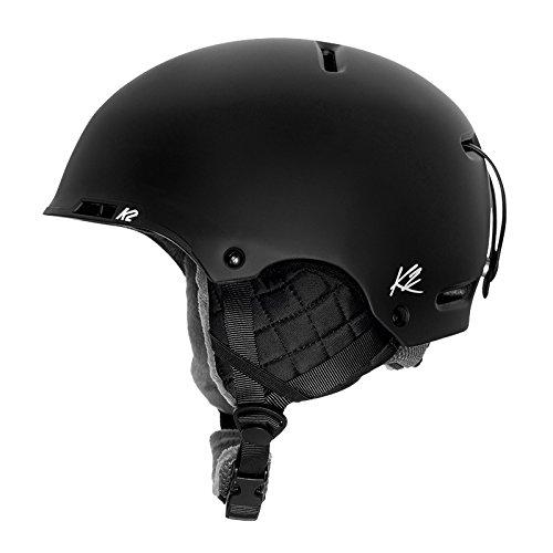 K2 Skis Damen Skihelm MERIDIAN black S 1054007.1.1.S Snowboard Snowboardhelm Kopfschutz Protektor