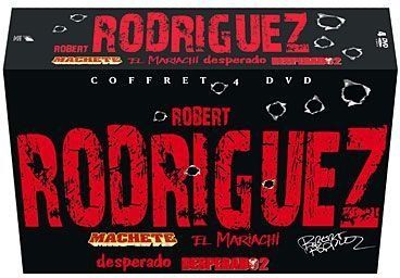 Robert Rodriguez - Coffret - Machette + El Mariachi + Desperado +...