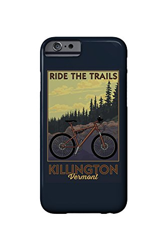 killington-vermont-ride-the-trails-mountain-bike-scene-2-iphone-6-cell-phone-case-slim-barely-there