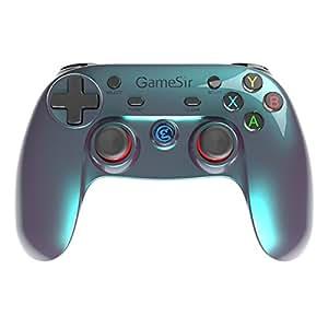 gamesir g3v manette de jeu bluetooth pour smartphone pc tv ps3 vr jeux vid o. Black Bedroom Furniture Sets. Home Design Ideas