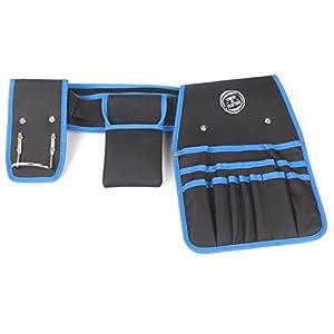 Tratado de + prueba herramienta cinturón con enganche de cinturón para martillo TT003