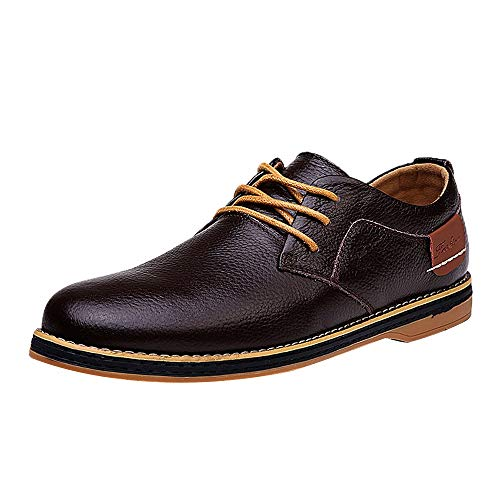 EU39-EU46 ODRD Schuhe Herren Schnürschuhe Driving Leder Sneakers Freizeitschuhe Formelle Business-Schuhe Stiefel Stiefeletten Wanderstiefel Combat Hallenschuhe Boots Laufschuhe Sports - Driving Sneaker