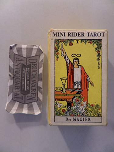 Mini Rider Tarot [Kartenspiel].