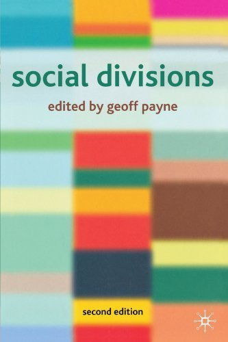 Social Divisions by Payne. Geoff ( 2006 ) Paperback
