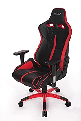 AKRACING Silla Gaming NW Negra/Roja