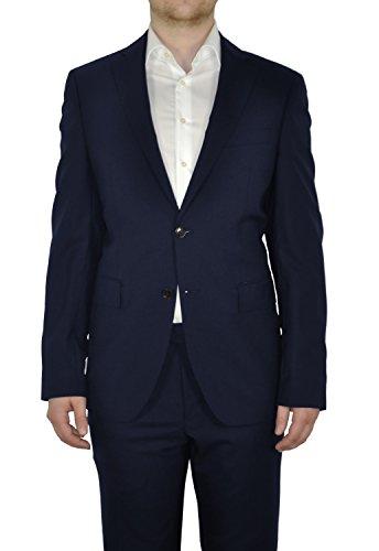Michaelax-Fashion-Trade -  Blazer  - Basic - Maniche lunghe  - Uomo Blau (35)