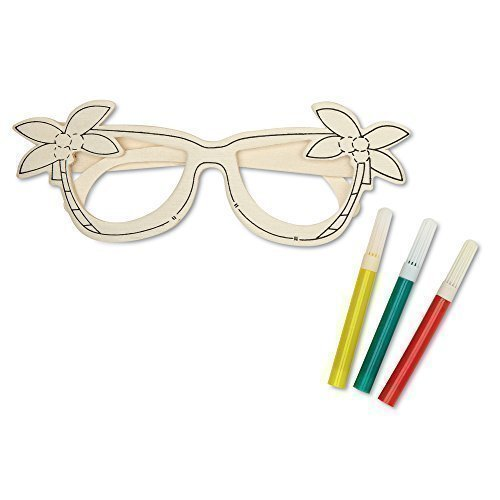 colour-your-own-sunglasses-shades-wooden-stocking-filler-craft-fancy-dress
