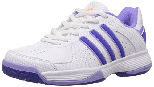 Adidas Performance Response Approach - Scarpe da Tennis Bambino Bianco e Viola YCS - Bianco Viola, Alluminio, Eu 37