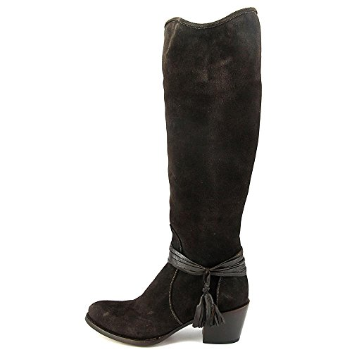 Lucchese Ellie Daim Botte brown