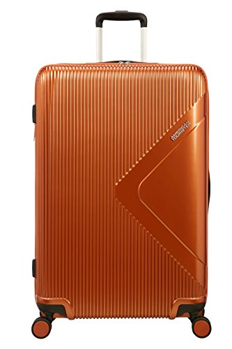 American Tourister Modern Dream - Spinner Erweiterbar Koffer 77,5 cm, 114 L, orange (copper orange)
