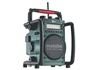 Advanced Metabo Radio Charger 240 Volt 14 Volt and 18 Volt --