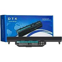DTK® Batería de Repuesto para Portátil for ASUS R500V A45 A55 A75 K45 K55 K75 R400 R500 R700 U57 X45 X55 X75 Series - [Fits P/N A32-K55 / A33-K55 / A41-K55 / A42-K55] [6-Cell 4400mAh]