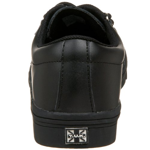 T.U.K. 2 Ring Creeper, Baskets mode mixte adulte Noir