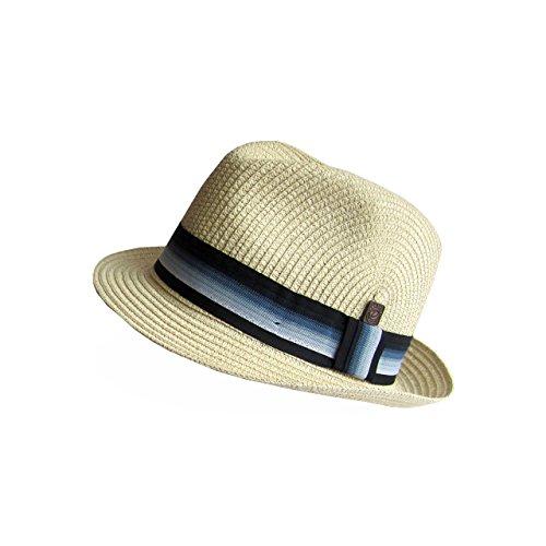 Dasmarca-Collection été-Chapeau de Paille tressé-Monaco