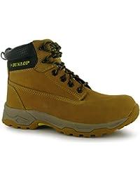 Dunlop Herren Safety On Site Arbeitsstiefel Stiefel Schuhe Schnuerschuhe