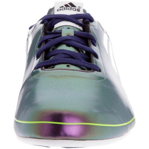adidas F50 Gt - Chaussures Multisports Unisexe Violet/Blanc/Jaune