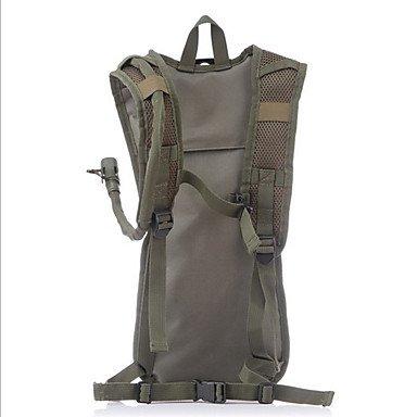 SUNNY KEY-Wanderrucksäcke@<20 L Tourenrucksu00e4cke/Rucksack Camping & Wandern Camping & Wandern Langlebig Oxford-Textil Khaki