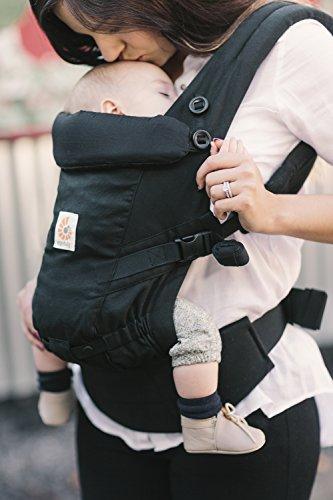 Ergobaby – Porte-bébé Adapt Noir