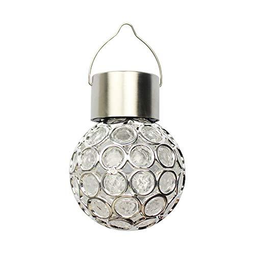 Agnes Neue Solarleuchte Outdoor Dekoration Magic Ball Licht Tragbare Camping Zelt Licht Led Solarstraßenlaterne