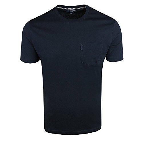 aquascutum-cullen-plain-pocket-t-shirt-navy-xxl-navy