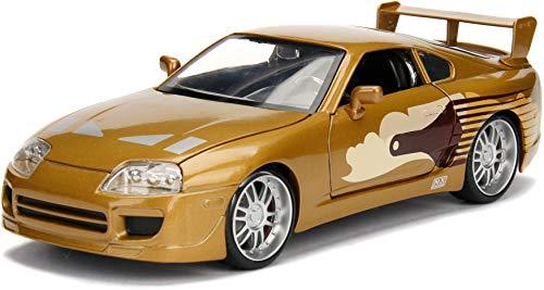 Jada Toys Coche de ferrocarril de Collection, 99540GB, Gold